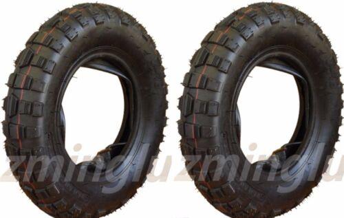 2pcs Tire /& Inner Tube for Kawasaki KV75 MT1 Monkey Bike Honda Z50A Z50R 3.50-8