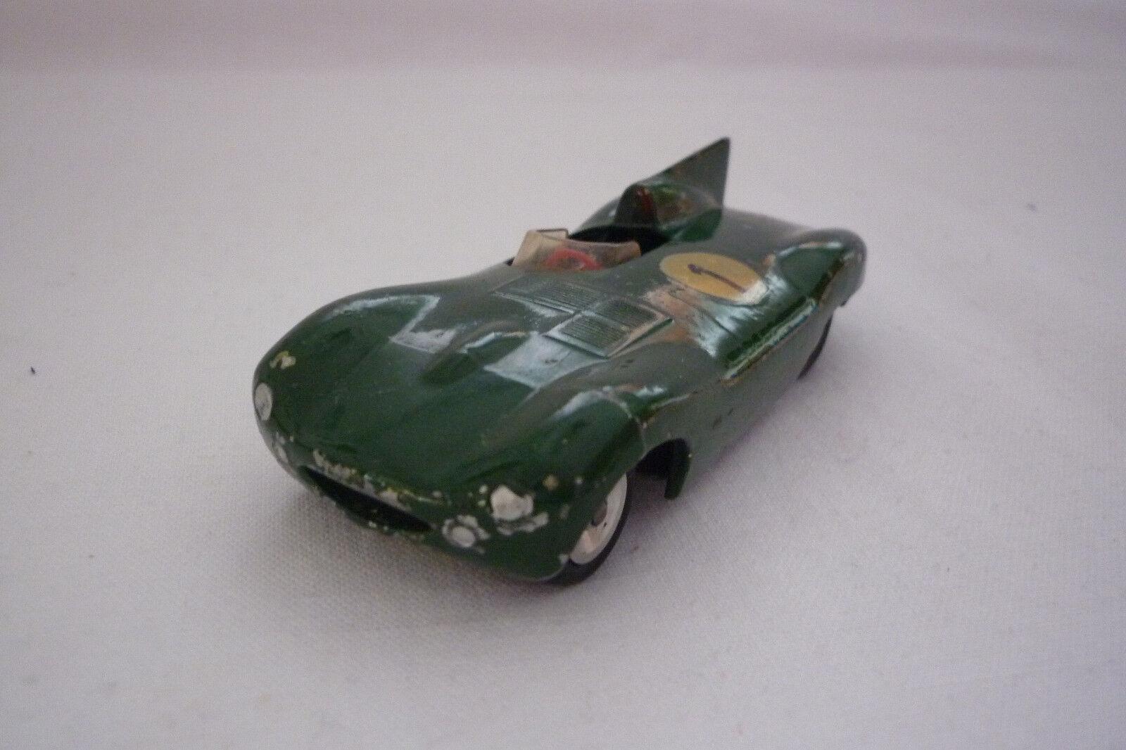 SOLIDO - Vintage Metal Model - JAGUAR - 1 43 - ( Unb 11)