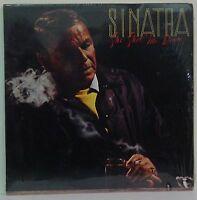 Frank Sinatra She Shot Me Down Sealed Original Lp 1981 Reprise 2305