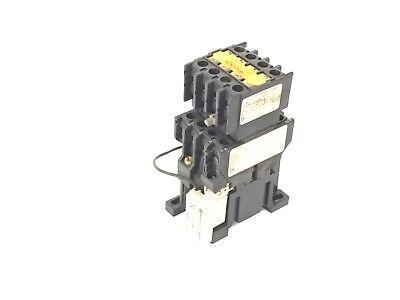 24A TELEMECANIQUE CONTACTOR PN: LC1-D123 600V MAX