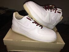 Nike Air Force One lux made in Italy sz 12
