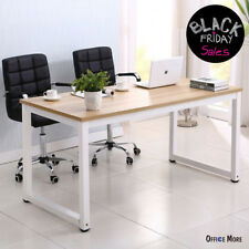 Laptop office desk Man Computer Desk Pc Laptop Wood Table Workstation Study Home Office Furniture Trendir Home Office Computer Desk Laptop Pc Study Table With Drawers Brown