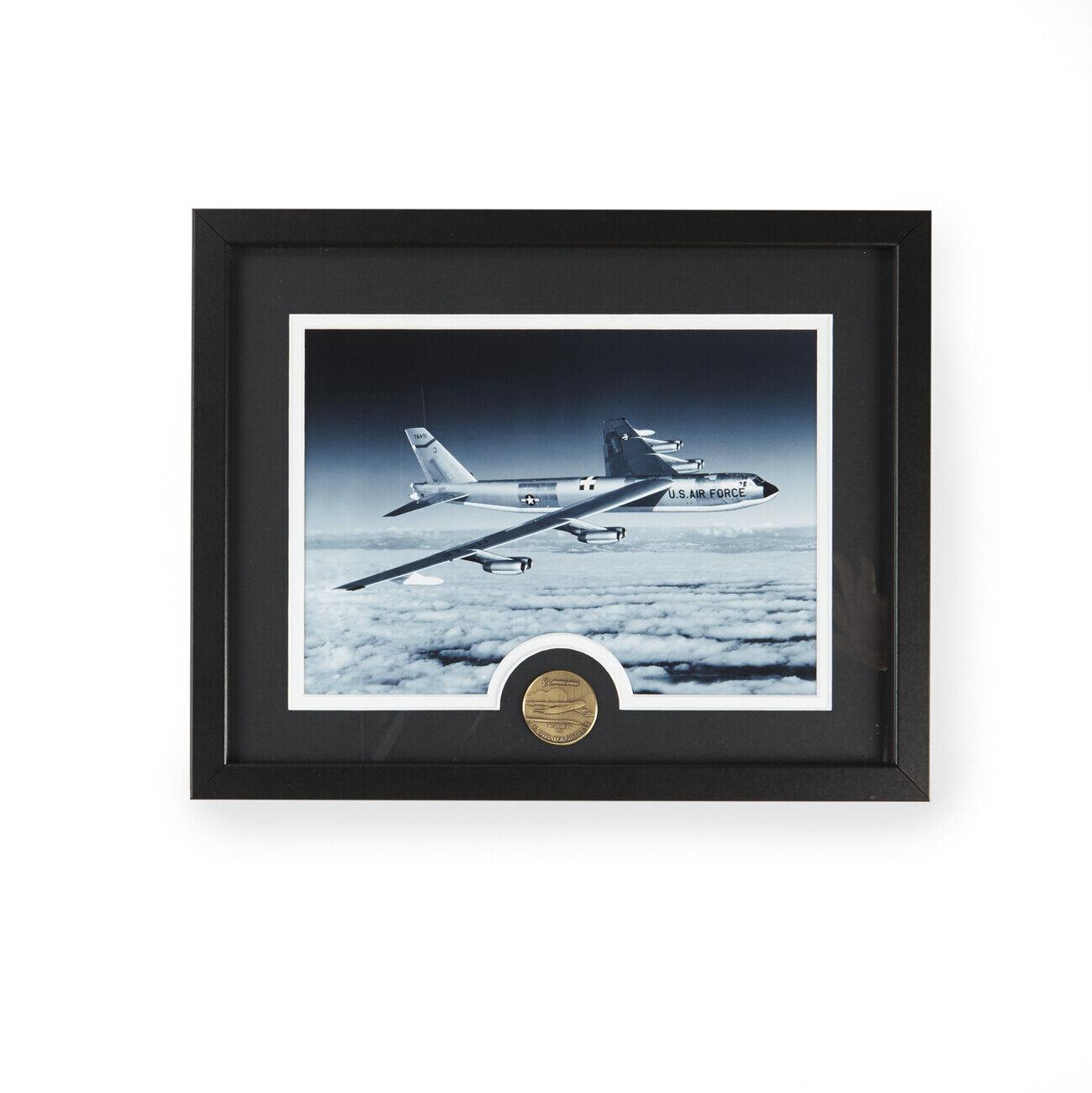 Boeing Centennial Heritage B-52 B-52 Stratofortress Limited Edition Wandbild