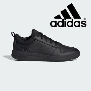 Adidas-Tensaurus-Kids-Running-Shoes-Black-Trainers-EF1086-FREE-UK-SHIPPING