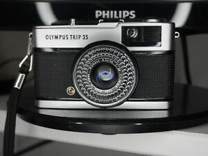 ???? OLYMPUS TRIP 35 -Appareil photo argentique compact