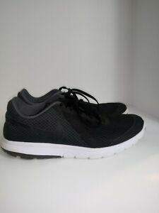 Mareo telar Adulto  2017 Mens Nike Flex Experience RN 6 Black/Dark Grey/White Running Shoes!  Size 8 | eBay