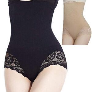 f1860d3d5 Image is loading Women-High-Waist-Shapewear-Tummy-Control-Body-Slimming-