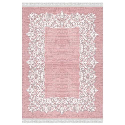 Waschbar Läufer Designer Teppich Rutschfest Wohnzimmer-Küchen Teppich 1811P
