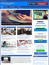 Home Based Business Website Business For Sale Work From Home Opportunity
