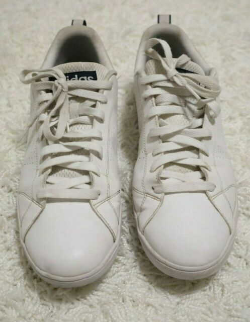 Adidas NEO Men White VS Advantage Casual Shoes