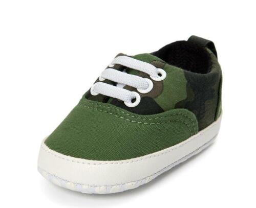 Newborn Infant Casual Shoes Baby Boy Soft Sole Pram Shoes Pre Walker Sneakers