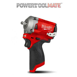 Milwaukee-M12FIW38-0-12V-M12-Li-ion-FUEL-3-8in-Impact-Wrench-Body-Only