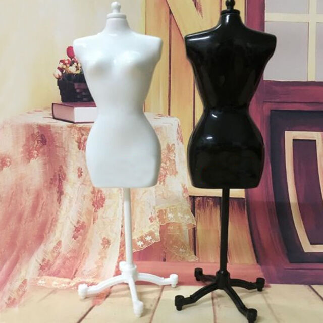 Doll Display Holder Dress Clothes Mannequin Model Stand For  Doll C& PKC