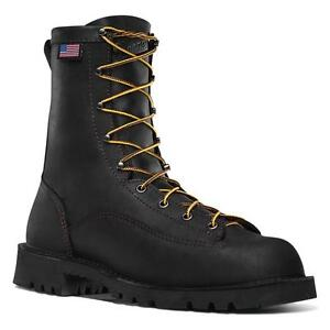 New Danner Bull Run Steel Toe Work Biker Boots 8 Quot Usa