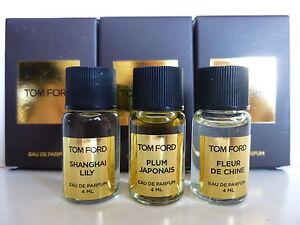 3-x-TOM-FORD-SHANGHAI-LILY-PLUM-JAPONAIS-FLEUR-DE-CHINE-SET