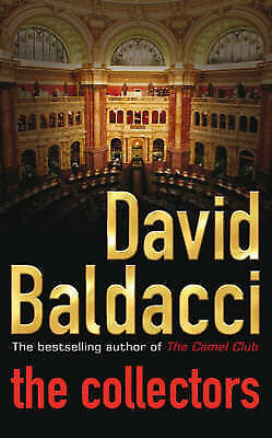 1 of 1 - The Collectors by David Baldacci - Small Paperback - 20% Bulk Book Discount