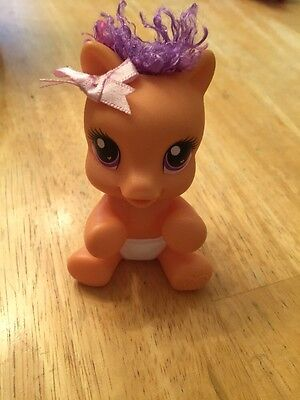 My Little Pony Generation 3 5 Baby Ponies Scootaloo Ebay Sticker pack 'scootaloo pony' by mlp creative lab. my little pony generation 3 5 baby ponies scootaloo ebay