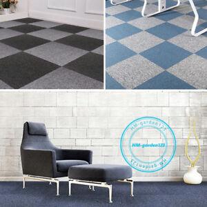 Image Is Loading Heavy Duty 50 50cm 5m2 Flooring Carpet Tiles