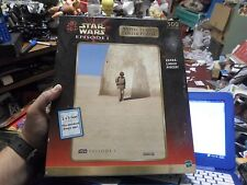 Star Wars Episode 1 Movie Teaser Poster Puzzle, New, Free Shipping