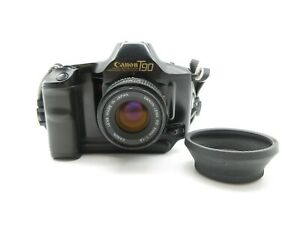 Canon-T90-SLR-Spiegelreflexkamera-Canon-Lens-FD-1-8-50mm-Objektiv
