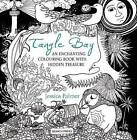 Tangle Bay: An Enchanting Colouring Book with Hidden Treasure by Jessica Palmer (Paperback, 2016)