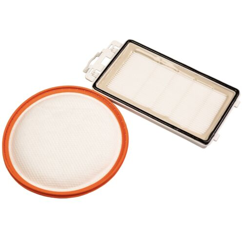 für Dirt Devil 5510001 Filterset Motorschutz- + Ausblasfilter
