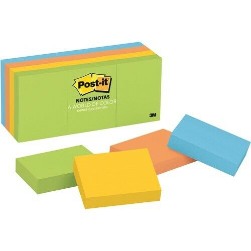 """1.5/"""" x 2/"""" Jaipur Collection Post-it; Notes Rectangle 1200-1.50/"""" x 2/"""""""