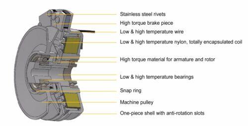 Electric PTO Clutch for MTD Cub Cadet GT2500 Series GT2544 GT2550 GT2554 LT2042