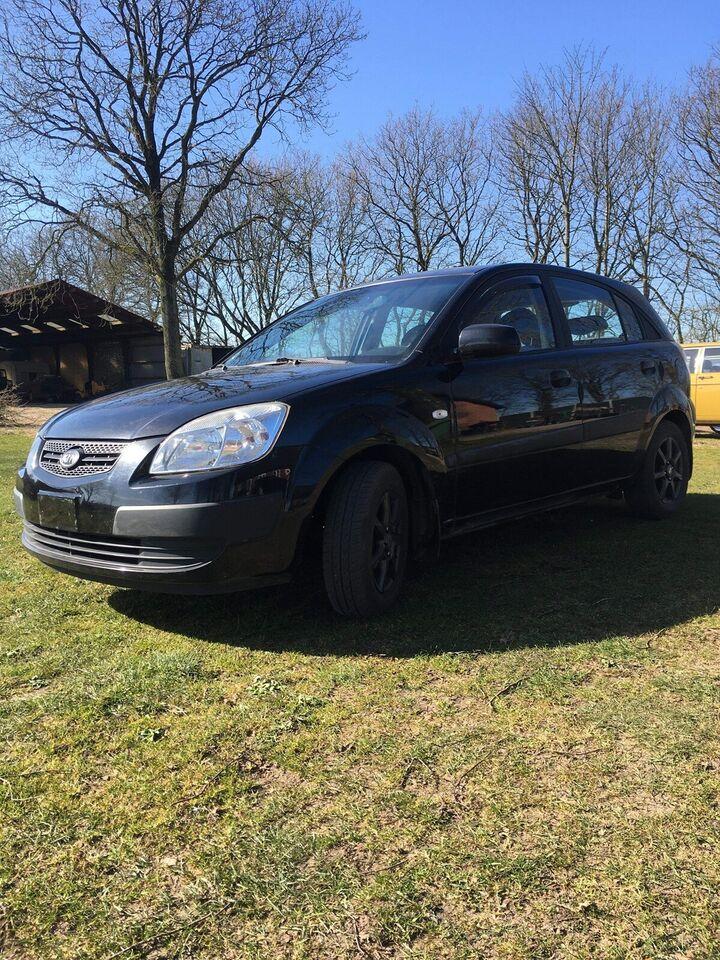 Kia Rio, 1,5 CRDi VGT Active, Diesel