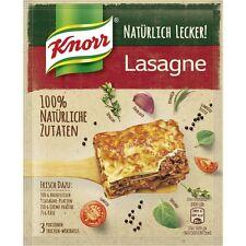 4 Bags  x KNORR (Lasagne) ** 100% natural ingredients **