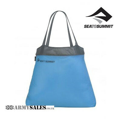 Leale Sea To Summit Ultra-sil Shopping Bag Blu-leggero, Compatto E Super Forte- Disponibile In Vari Disegni E Specifiche Per La Vostra Selezione