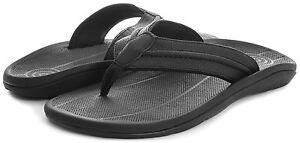 Comforthotics-Men-039-s-Fred-Summer-Comfort-Flip-Flop-Sandal-Orthotic-Arch-Support