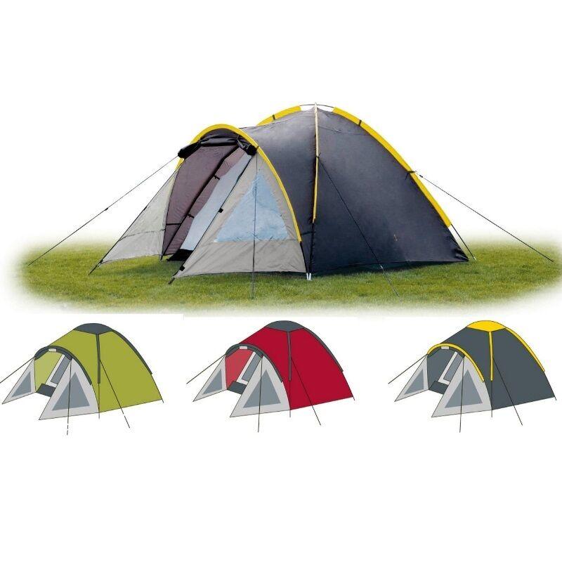 Kuppelzelt Zelt für  3-Personen-Zelt, Campingzelt Zelt Kuppelzelt Outdoor Camping be2ecf