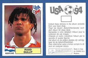 USA N 32 FIGURINA CALCIATORI PANINI USA /'94 WORLD CUP