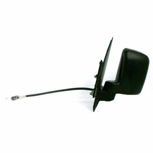Ford Transit Connect Mk.1 Van 09-13 Left Hand N//S Black Wing Mirror Cable