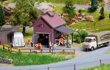 Schlachthaus, Faller Bausatz Miniaturwelten H0 (1:87), Art. 130537