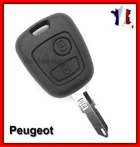 Hull-plip-remote-key-for-peugeot-106-107-206-307