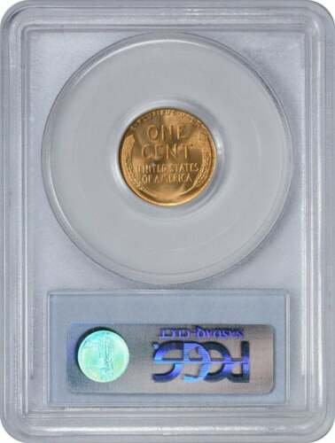 1941-P Lincoln Cent MS66RD PCGS