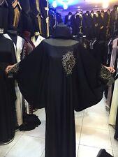 Latest Design  Dubai Abaya Kaftan Farasha  Maxi Dress Abaya +HIJAB