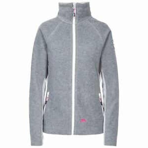 Trespass-Shania-Womens-Full-Front-Zip-Fleece-Jacket-in-Grey