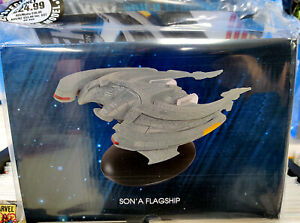 Eaglemoss Collectible Special 19 Sona Ship Star Trek Starships