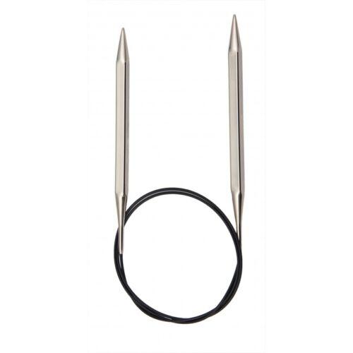 40 cm KnitPro Nova Cubics circulaire fixe aiguilles à tricoter 2,5 mm 8mm