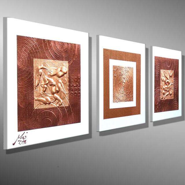 ORIGINAL * MICO * Malerei Acryl abstrakt Gemälde Bild modern Kunst Acrylbilder
