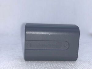Sony-NP-FH50-Infolithium-Batterie