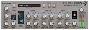 D16-Devastor2-Multiband-Distortion-Unit-MIDI-Learn-Software-Plug-In-Download