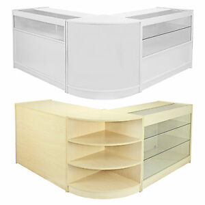 Shop-Counter-Set-Retail-Display-Counters-Glass-Showcase-POS-Storage-Shelves