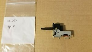 Kenwood KR-6050 receiver Tape A lever switch S33-2052-05