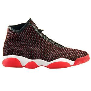 b0da85c493b Jordan Horizon Bred Mens 823581-001 Black Gym Red Basketball Shoes ...