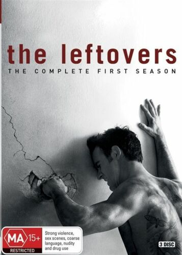 1 of 1 - The Leftovers : Series 1 (DVD, 2015, 3-Disc Set) - viewed once