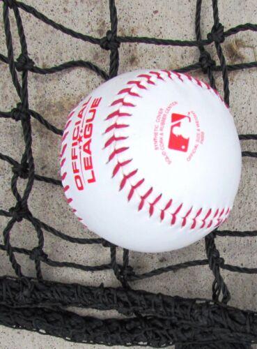 L-Red de reemplazo de pantalla 6/' X 7/' 60ply jaula de bateo de béisbol pitcheo Red De Seguridad
